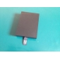 Plastic 320GB Hard Drive Disk Case for Xbox 360 Slim (Black)