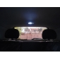 Festoon Carro Branco 1.5W COB 7000-7500 Luz de Leitura