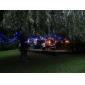 30m 300 주도 푸른 빛이 8 반짝이는 모드가 크리스마스를위한 동화 문자열 램프 (220V)를 주도