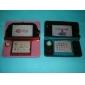 caso prêmio de silicone para Nintendo 3DS (cores sortidas)