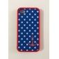 아이폰4, 아이폰4S용 폴리카보네이트 범퍼, 보호케이스 (앵커와 도트)