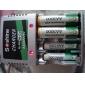 SoShine AA/AAA/9V Ni-MH/Ni-Cd 배터리 스마트 슈퍼 레피드 충전기