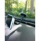 Fixation Support pour Téléphone Automatique Pare-brise Support Ajustable Plastique for Téléphone portable