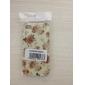 Case Floral para iPhone 4
