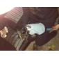 강아지 티셔츠 스웨터 강아지 의류 캐쥬얼/데일리 패션 브리티쉬 그레이 코스츔 애완 동물