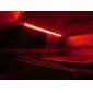 Impermeável 120 centímetros 48-LED Red LED Light Strip (12V)