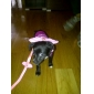 Cat Dog Shirt / T-Shirt Dog Clothes Casual/Daily Tiaras & Crowns Rose Costume For Pets