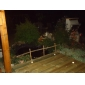 Spot LED Blanc Chaud MR16 GU10 1W 18 LED Haute Puissance 90 LM AC 100-240 V