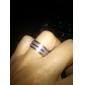 lureme®unisex скучный польский титана стальное кольцо