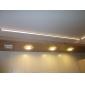 Bande LED Etanche à Lumière Blanche Chaude (5 m - 300 x 3528 SMD - 12 V)