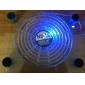 Large Ventilateur pour Refroidir Ordinateur Portable