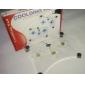 Mesa Cooler para Notebook com 3 Ventoinhas e Alimentação USB