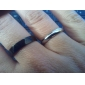 aço eruner®titanium moagem preto anel polígono arenaceous
