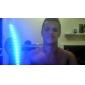 Waterproof 30cm 12-LED Blue LED Strip Light (12V)