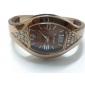 Women's Watch Diamond Decor Bronze Steel Strap Watch Cool Watches Unique Watches Fashion Watch