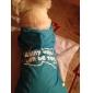 강아지 레인 코트 강아지 의류 방수 솔리드 오렌지 로즈 블루 코스츔 애완 동물