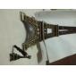 3,5 milímetros Bronze Padrão Torre Eiffel Anti-poeira do fone de ouvido Jack