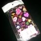 любовь шаблон жесткий футляр для Iphone 7 7 плюс 6с 6 плюс 5 секунд как таковые 5с 5 4s 4