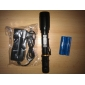 UltraFire Z5 Lanternas LED LED 1600 lm 5 Modo LED Com Pilhas e Carregador Zoomable Foco Ajustável Campismo / Escursão / Espeleologismo