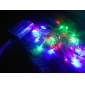 3M 4 Colors Light 2-Mode LED String Fairy Lamp for (3xAA)