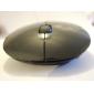 2.4ghz mini-souris optique sans fil 800/1200 dpi avec récepteur USB (noir)