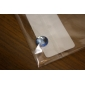 Joyland acrylic button sticker (couleurs aléatoires) diy pour iphone 8 7 samsung galaxy s8 s7