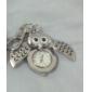 Mulheres Relógio de Moda Quartzo Banda Desenhos Animados Corujas