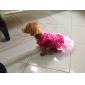 Place de maille de modèle robes d'épissage pour les chiens (XS-L)