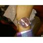 Жен. Модные часы Часы-браслет Повседневные часы Кварцевый Группа Серебристый металл