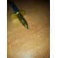 검 모양의 블랙 잉크 젤 펜 (임의의 색)