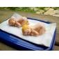 Molde Bebê de sono Bolo Biscoito Torta Silicone Alta qualidade Faça Você Mesmo 3D