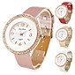 Women's Watch Fashion Diamante Gold Crystal Case Cool Watches Unique Watches