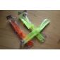 LED 헬리콥터 비행 우산 제트 플라스틱 잠자리 (색상 랜덤)