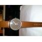 Women's Coffee Dial PU Band Quartz Wrist Watch Cool Watch Unique Watch Fashion Watch