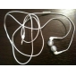 New Arrival microphone-carried In-Ear Earphone Headphones(white)
