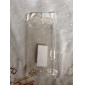 grystal cas clair de PC transparent de protection dur pour l'iphone 5/5s