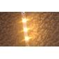 5M 60x3528SMD 24W 900-1200LM Желтый свет Светодиодные полосы света (DC12V)
