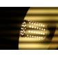 20W E26/E27 Ampoules Maïs LED T 102 diodes électroluminescentes SMD 5050 Blanc Chaud 600-630lm 3000K AC 100-240V