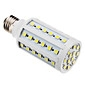 E14 E26/E27 Ampoules Maïs LED 60 diodes électroluminescentes SMD 5050 Blanc Chaud Blanc Froid 850-890lm 6000K AC 100-240V