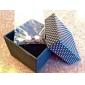 선물 상자와 함께 티타늄 스털링 실버 화이트 담수 교양 진주 버튼 스터드 귀걸이 (8-9mm)