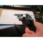 Гелевая ручка в форме кинжала, с черными чернилами (случайный цвет)