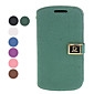 PU Leather Full Body Case with Stand and Card Slot for Samsung Galaxy Trend Duos S7562