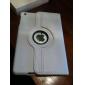 360 degrés étui en cuir rotatif pour ipad mini-3, Mini iPad 2, iPad mini (couleurs assorties)