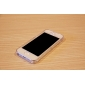 Capa Inteiriça Desmontável Ultrafina Transparente para iPhone 5/5S