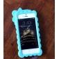 Футболка Девушка Силиконовый чехол для iPhone 5/5S