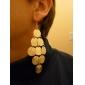 Femme Boucles d'oreille goutte Alliage Bijoux Pour Soirée