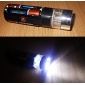 Power Beam Bike Flashlight with Mount (3xAAA)