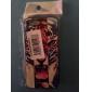 Кейс для iPhone 5/5S, на задней панели рычащий тигр, черная рамка