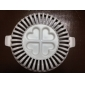 microondas batata forno placa chip de cozimento