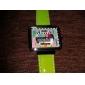 Women's TV Pattern Square Case PU Band Quartz Wrist Watch (Assorted Colors) Cool Watches Unique Watches